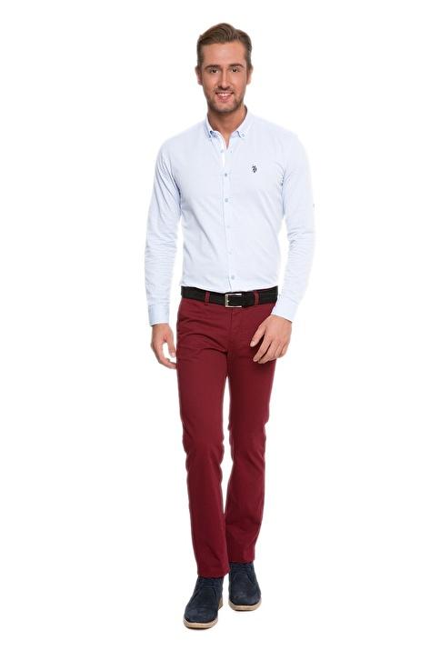 U.S.Polo Assn. Pantolon Kırmızı